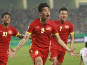 Vietnam in Group B at AFF Cup