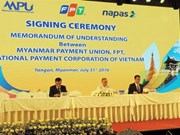 FPT to help build payment system for Myanmar