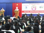 Asian Youth Forum opens in Da Nang