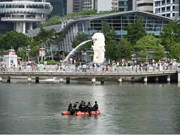 Singapore beefs up security after foiled terrorist plot
