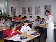 Training course held for overseas Vietnamese teachers