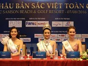 Miss Vietnam global heritage crown first winner