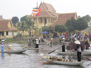 Khmer culture on display in Hanoi
