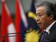 Malaysia stresses ASEAN unity and central role