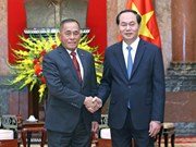 President hails strategic partnership with Indonesia