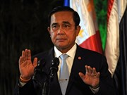 Thai Prime Minister pledges to follow political road map