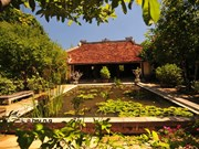 Hue struggles to protect garden houses