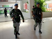 Indonesia sets up special force for hostage release
