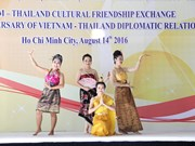 HCM City: Cultural events to celebrate VN-Thailand ties