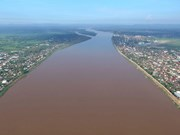 Mekong Delta rivers get deeper: experts