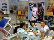 Foreign firms dominate Vietnam's cosmetics