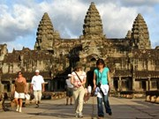 Cambodia welcomes 2.4 million foreign visitors in H1
