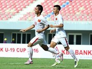Vietnam tie Myanmar 1-1 in U-19 friendly