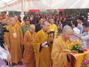 Requiem for fallen soldiers held in Ha Giang