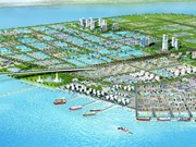 Foreign companies to develop seaport, industrial park complex