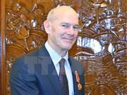 World Vision International honoured with Friendship Order