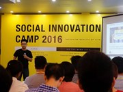 Biggest start-up conference, exhibition opens in HCM City