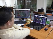 VN shares slump after three-day rise