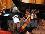 Second Asia-Europe Music Festival opens in Hanoi