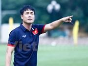Vietnam have three games during training in RoK
