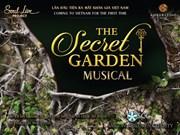 Secret Garden musical comes to HCM City