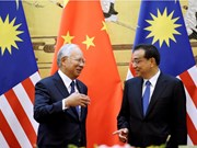 China, Malaysia reach important defence deal