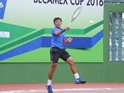 Vietnam's tennis player reaches world No 610 ranking