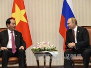 Vietnamese President meets APEC leaders in Peru