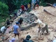 Rainstorms, deluge wreak havoc in Quang Ninh province