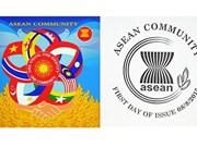 Vietnamese stamp celebrates establishment of ASEAN Community