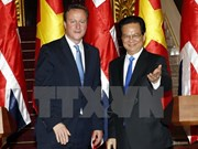 Ambassador looks at Vietnam-UK cooperation prospects