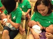 Hanoi spreads health screening for pregnant women, infants