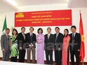 Vietnamese embassies celebrate 70 years of diplomatic sector