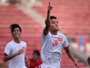 U19 Vietnam beat Singpore 6-0 at AFF event
