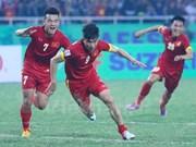 Vietnam rise in global football ranking