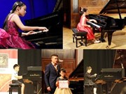 Hanoi international youth piano contest opens