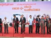 Vietjet launches new domestic routes