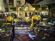 Suspect admits involvement in Bangkok blast