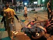 Key bomb suspect bribed his way into Thailand: police