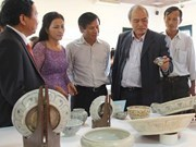 Centuries-old antiques found inside shipwrecks on display