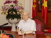 Party chief: Vietnam regards Japan as top development partner