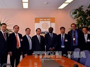 Vietnam boosts cooperation with global economic organisations