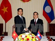 Vietnam leader's visit to Laos illustrates resolve to boost solidarity