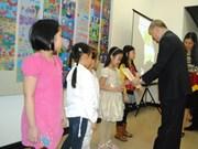 Hanoi launches Mitsubishi Asian Children's Enikki Festa