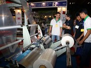 Int'l plastic, rubber exhibition kick offs in HCM City