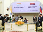 Cambodia, India ink MoU on tourism cooperation