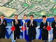 Seventh Vietnam-Singapore Industrial Park built in Nghe An