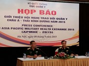 Asia Pacific military health forces intensify cooperation