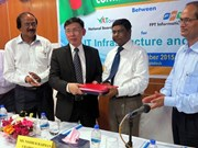 FPT wins 34 million USD contract in Bangladesh