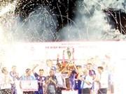 Binh Duong take V.League Championship
